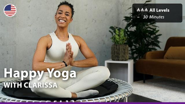 Happy Yoga | 5/14/21 | Clarissa
