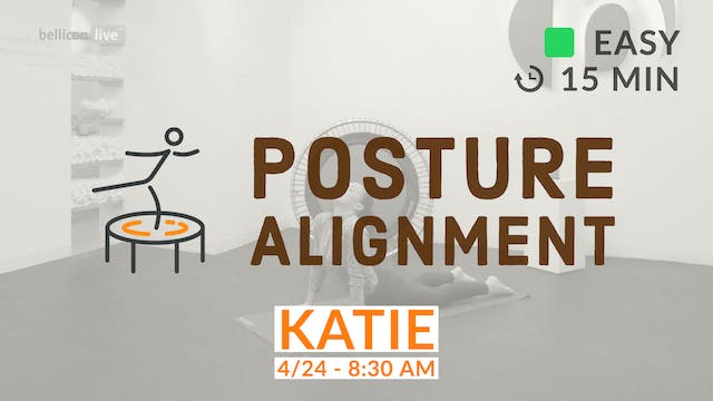 Power Posture | 4/24/20 | Katie