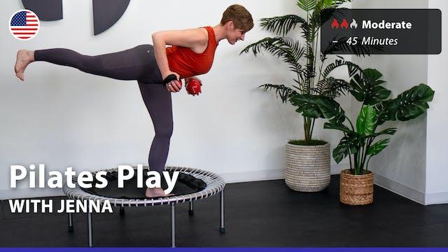 Pilates Play | 9/20/21 | Jenna