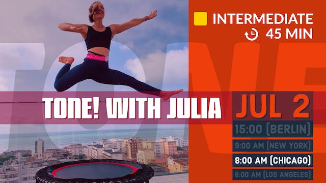 Cardio meets Bodystyling | 7/2/20 | J...