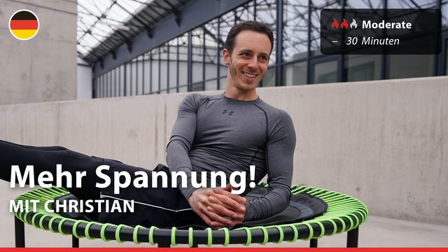 Mehr Spannung! | 4/10/21 | Christian