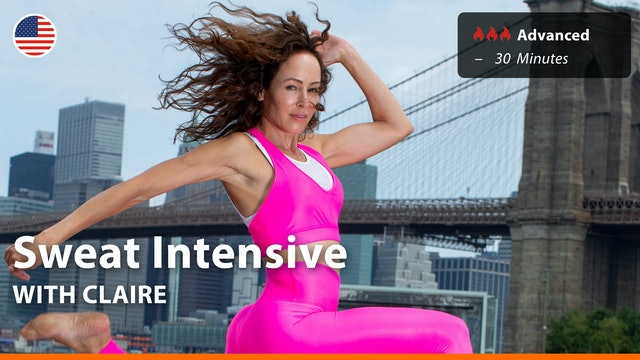 Sweat Intensive | 4/9/21 | Claire