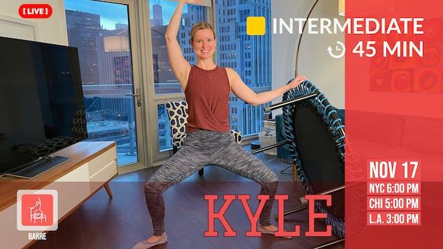 Glutes Grind | 12/17/20 | Kyle