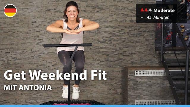 Get Weekend Fit | 3/19/21 | Antonia