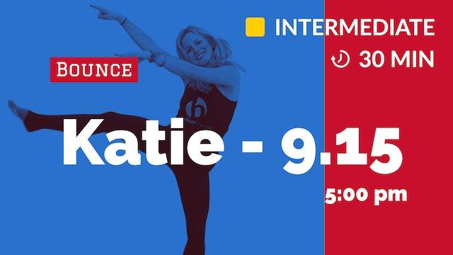 Combat Cardio (Bounce + Box) | 9/15/20 | Katie