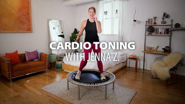 Cardio Toning with Jenna Z.