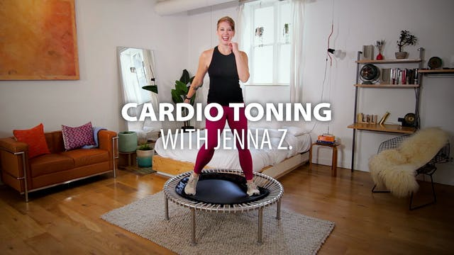 Cardio Toning with Jenna Z.