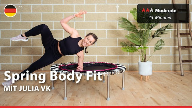 Spring Body Fit | 4/13/21 | Julia vK.