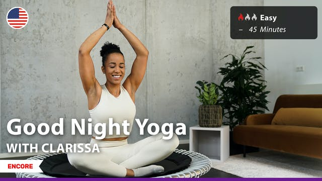 [ENCORE] Good Night Yoga   10/15/21  ...