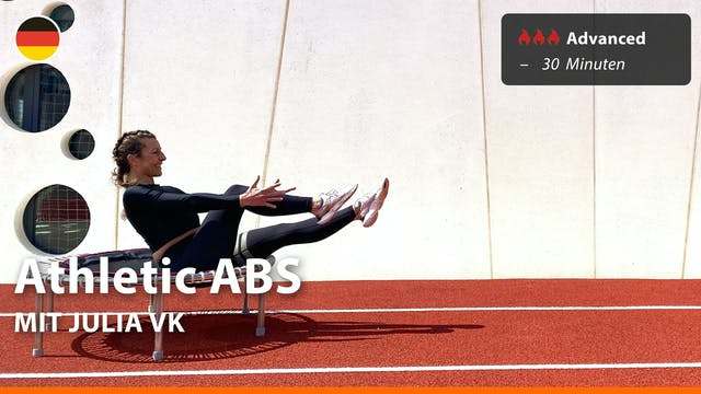 Athletic ABS | 5/6/21 | Julia vK.