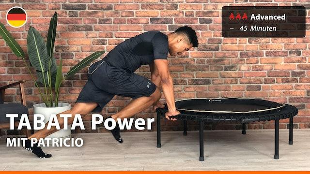 TABATA Power | 6/21/21 | Patricio