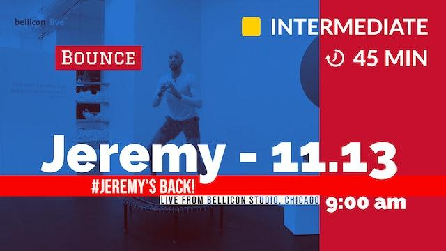 Ab Blaster! | 11/13/20 | Jeremy