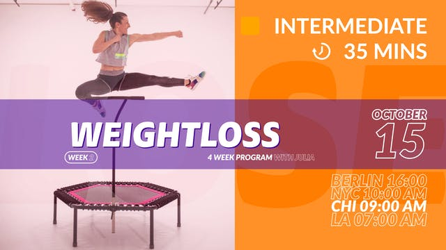 Interval Work Part 6.0 | 10/15/20 | J...