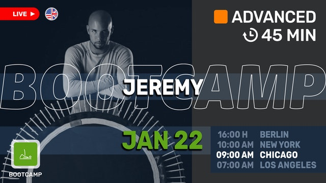 Total Core Killer! | 1/22/21 | Jeremy