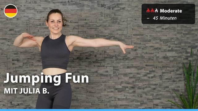 Jumping Fun | 7/19/21 | Julia B.
