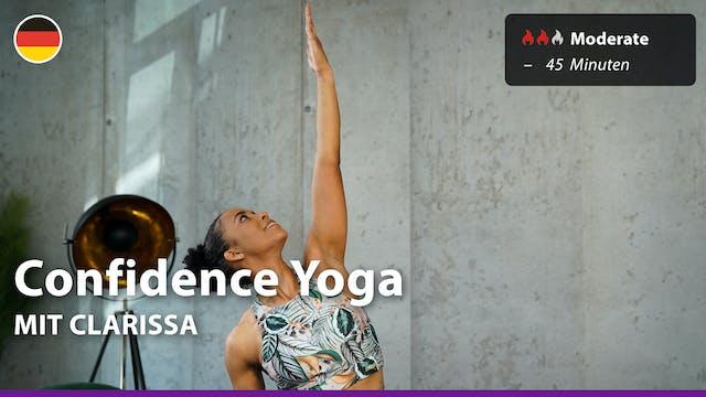 Confidence Yoga | 7/11/21 | Clarissa