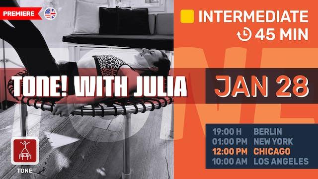 Ballet Body | 1/28/21 | Julia vK.