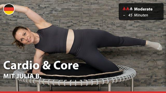 Cardio & Core | 5/14/21 | Julia B.