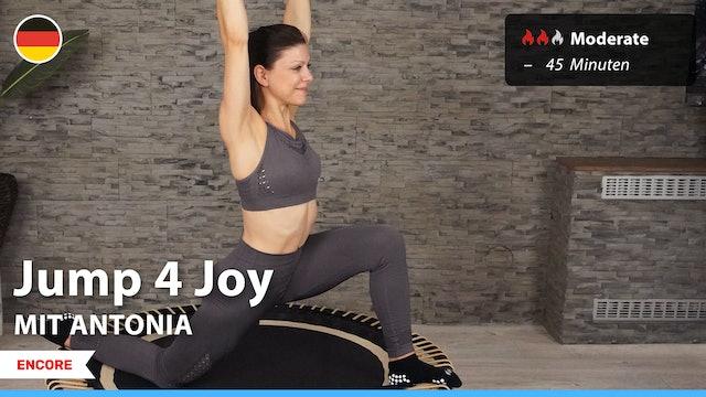 [ENCORE] Jump 4 Joy | 9/10/21 | Antonia