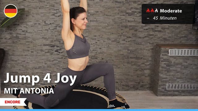 [ENCORE] Jump 4 Joy   9/10/21   Antonia
