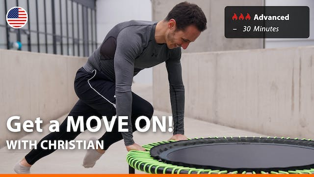 Get a MOVE ON! | 5/14/21 | Christian