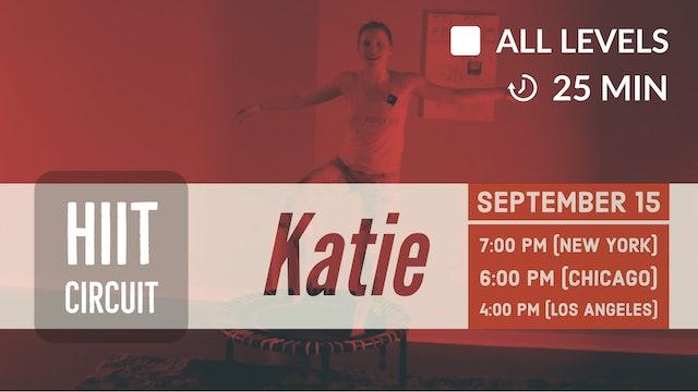 Sleek Skater Sculpt | 9/15/20 | Katie