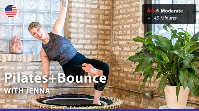 Pilates+Bounce | 5/10/21 | Jenna
