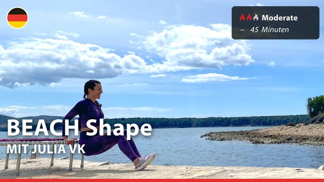BEACH Shape | 5/11/21 | Julia vK.