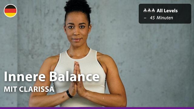 Innere Balance  | 5/16/21 | Clarissa
