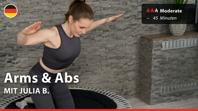 Arms & Abs | 6/25/21 | Julia B.