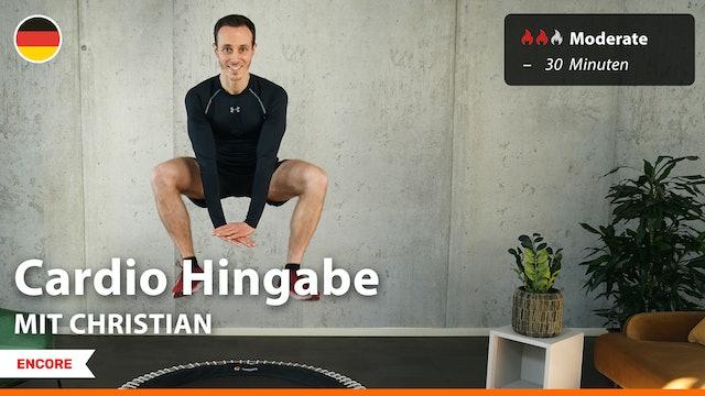 [ENCORE] Cardio Hingabe | 8/25/21 | Christian