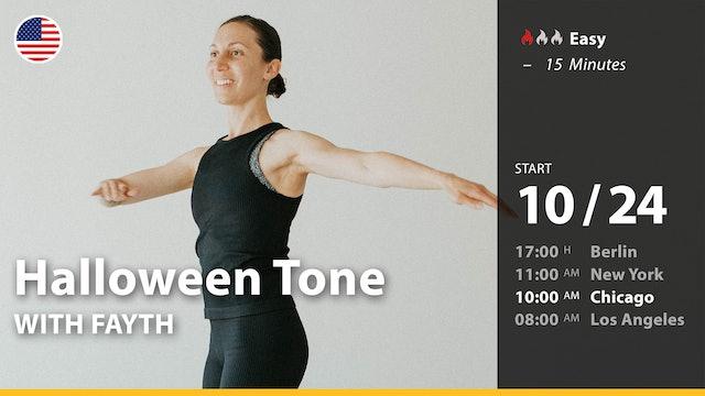 [PREMIERE] Halloween Tone | 10/24/21 | Fayth