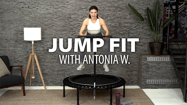 Jump Fit with Antonia W.
