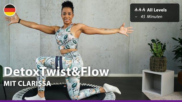 DetoxTwist&Flow | 8/15/21 | Clarissa