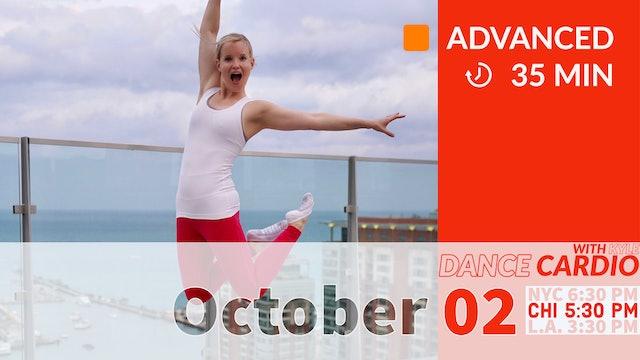 Dance Cardio! Pt. II | 10/2/20 | Kyle