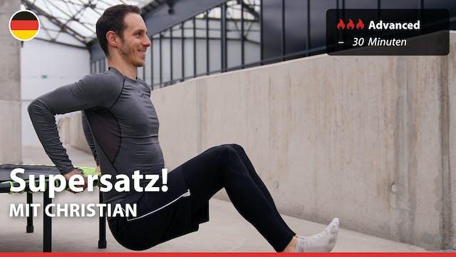 Supersatz! | 4/24/21 | Christian