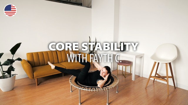CORE STABILITY with Fayth   bellicon Home