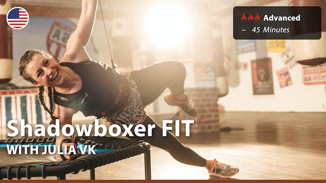 Shadowboxer FIT | 4/21/21 | Julia vK.