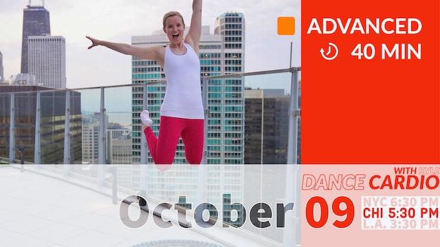 Dance Cardio! Pt. III |10/9/20 | Kyle