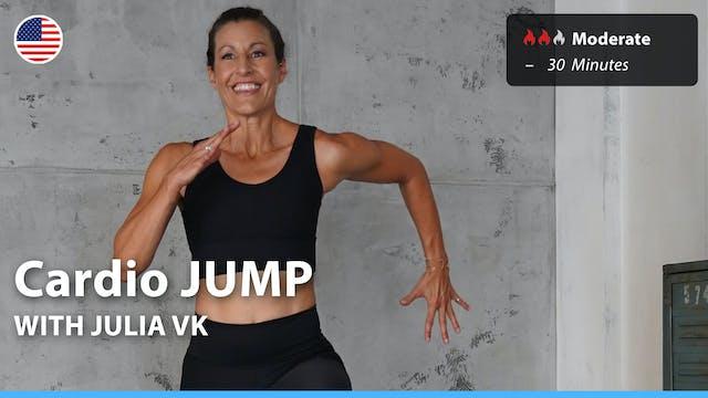 Cardio JUMP | 6/19/21 | Julia vK.