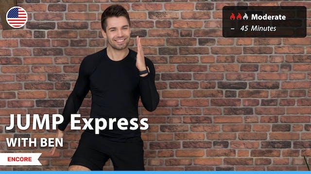 JUMP Express | 4/8/21 | Ben
