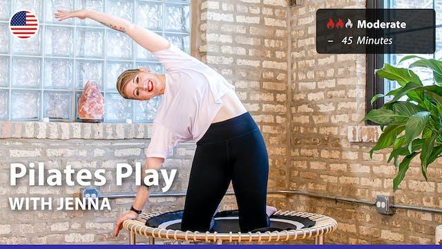 Pilates Play | 5/13/21 | Jenna