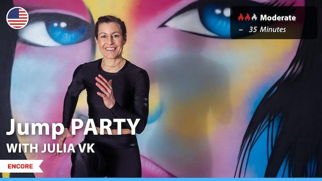 [ENCORE] Jump PARTY | 10/9/21 | Julia vK.