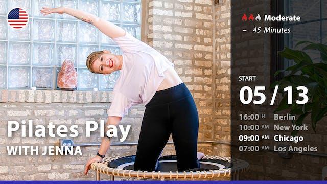 [PREMIERE] Pilates Play   5/13/21   J...