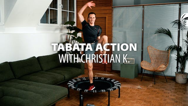 Tabata Action with Christian K.