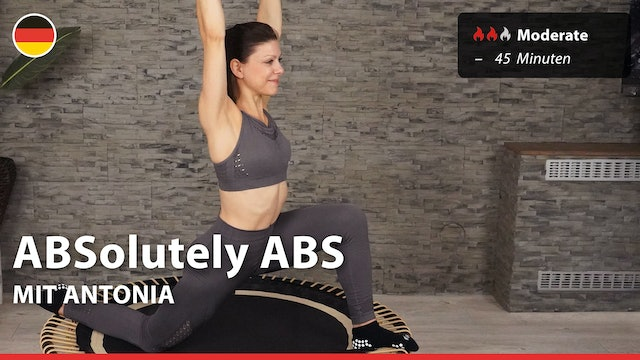 ABSolutely ABS | 5/3/21 | Antonia