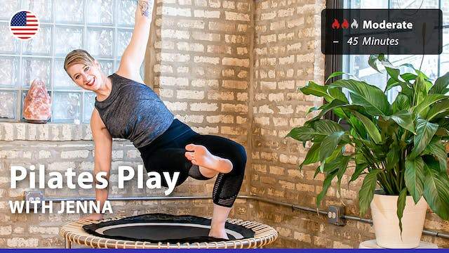 Pilates Play | 4/15/21 | Jenna