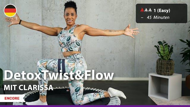 [ENCORE] DetoxTwist&Flow | 9/30/21 | ...