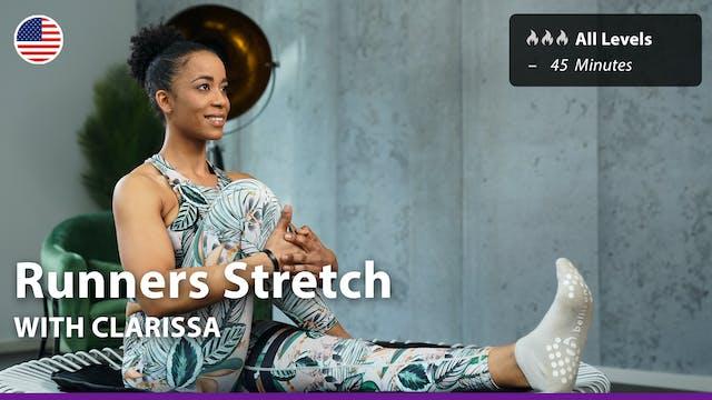 Runners Stretch | 8/13/21 | Clarissa