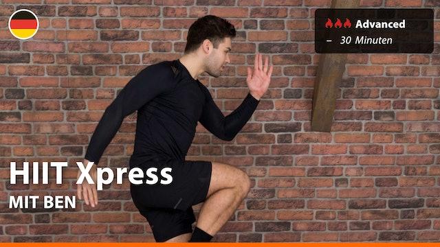 HIIT Express | 4/10/21 | Ben